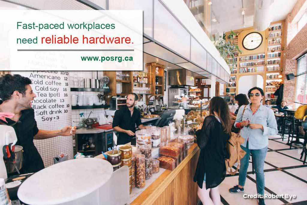 Fast-paced workplaces need reliable hardware