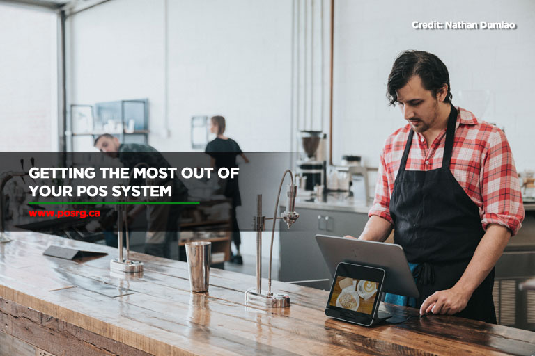 Getting The Most Out OF Your POS System