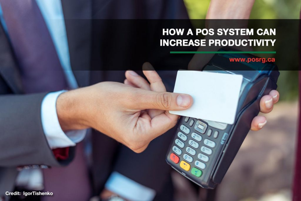 How a POS System Can Increase Productivity
