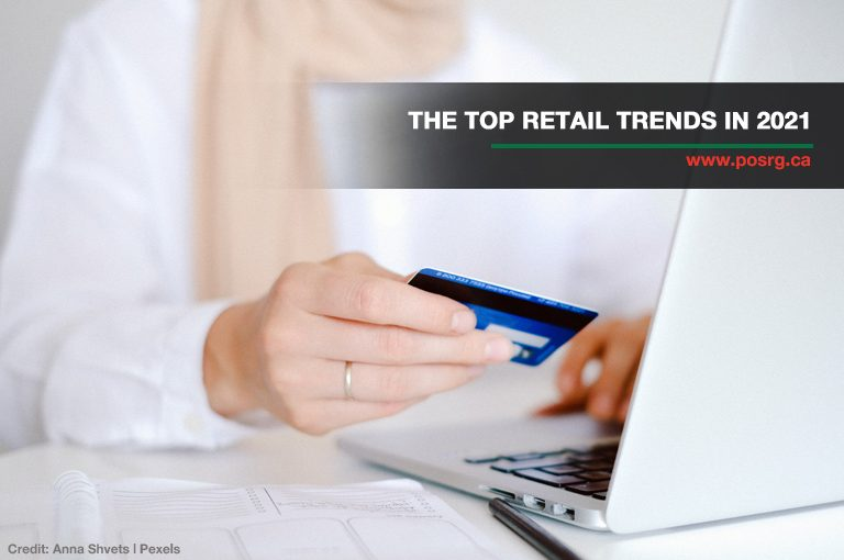 The Top Retail Trends in 2021